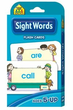 School Zone 4002 Beginning Sight Words Flash Cards by SCHOOL ZONE PUBLISHING. $3.97. Top Quality Children's Item.. Made with the Best Quality Material with your child in mind.. BEGINNING SIGHT WORDS FLASH CARDS. Save 41% Off!