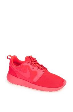 Nike 'roshe Run Hyperfuse' Sneaker (women) Womens Black/ Purple/ $85.00 - Buy it here: https://www.lookmazing.com/nike-roshe-run-hyperfuse-sneaker-women-womens-black-purple/products/7108549?e=1&shrid=314_pin