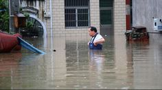 Days of heavy rainfall fueled intense flooding, leaving over 180 dead and forcing over a million to evacuate the area.