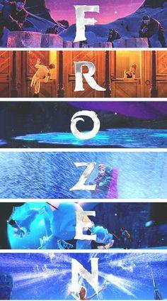 Frozen *u*
