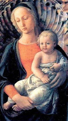 Fra Filippo Lippi était mon maître. Il a peint ce tableau. Mon inspiration vient de lui.