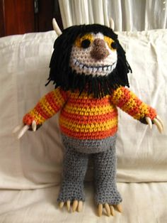 Wild Thing - Free Crochet Pattern.