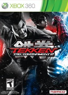 Tekken Tag Tournament 2 Xbox 360  By Namco $51.69  Your #1 Source for Video Games Consoles Accessories! For Full Info Click On PIN  Multicitygames.com
