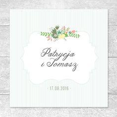 easter wedding invitation, www.papeteriaslubna.pl