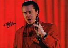 Mike Patton Faith No More Signed Autographed Photo Print Poster ...