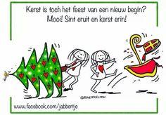 'Sint & Kerst' - Jabbertje