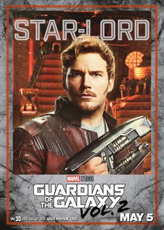 Chris Pratt as Peter Quill/Star-Lord on a poster for Guardians of the Galaxy 2 I made a fanart while waiting for the film (and the colour of his jacket . Star-Lord poster :D Gardians Of The Galaxy, Guardians Of The Galaxy Vol 2, Marvel Dc Comics, Marvel Heroes, Marvel Characters, Marvel Movies, Poster Marvel, Star Lord, Chris Pratt