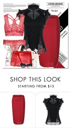 """""""Be in trend... with Rosegal! 32"""" by s-o-polyvore ❤ liked on Polyvore"""