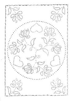 Dutch plate pattern