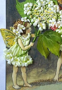 Ribbon Embroidery Flowers by Hand - Embroidery Patterns - 1 Marina Zherdeva-fairies – /judythnks/faeries-and-gnomes-and-other-small-people/ over 800 BACK -
