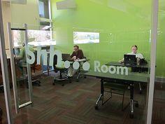 Churmside Library, Brisbane, QLD Quiet Study Room
