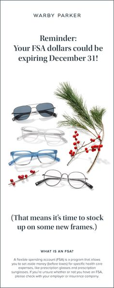 Warbyparker Sent This Email With The Subject Line Nice Seeing You - Make your own invoice free eyeglasses online store