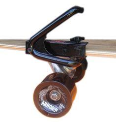 Longboard Brake Great for Downhill Riding - Skateboard Brakes - Braking System