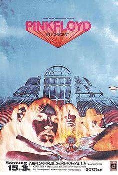 Pink Floyd - Hannover 1970
