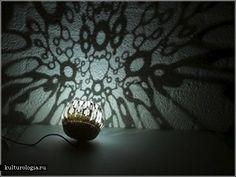 Shadow Lamps   Shadow lamp от Каман Тунга (Kaman Tungs)