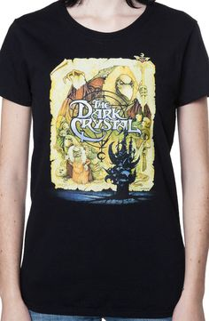 Womens Dark Crystal Shirt