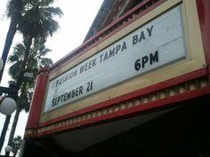 Tampa Bay Fashion Week - Storify via @DealDivas | Sept. 2012