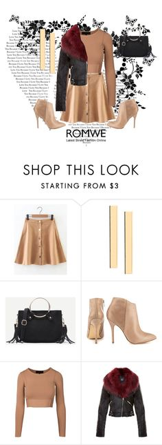 """Romwe 3"" by dinka1-749 ❤ liked on Polyvore featuring Steve Madden and New Look"