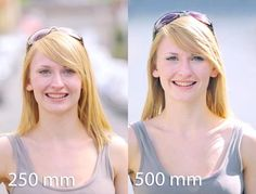 We've shared some funny pictures in the past that illustrate how distance, not focal length, changes perspective -- but nothing beats a video walk through.