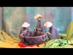 Puppets for Peace: Stone Soup - A traditional story                                                                                                                                                                                 More