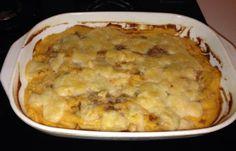 {Ricette bimby} :: Gratin di zucca patate e salsiccia