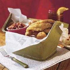 Classic Fried Catfish recipe - Quick and Easy Fish Recipes - Southern Living