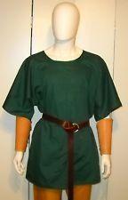 Renaissance Fair, SCA, Cosplay, LARP, Medieval Costume - Simple T-Tunic
