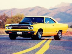 1969 Plymouth GTX Maintenance of old vehicles: the material for new cogs/casters/gears/pads could be cast polyamide which I (Cast polyamide) can produce