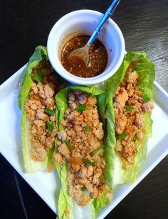 Chicken Lettuce Wraps – Predominantly Paleo