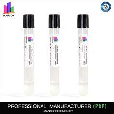 High concentration platelet rich plasma Pyrogen-free 10 ml gel prp tubes