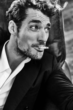 David Gandy for Grazia Italia by Esther Haase