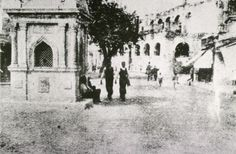 Heraklion 1900 Lion square