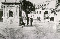 Heraklion 1900 Lion square