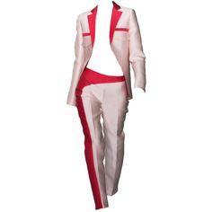 Antonio Berardi Spring Summer 2015 ❤ liked on Polyvore featuring dresses, edit, suit and antonio berardi