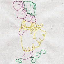 Flowerbonnets - Free Instant Machine Embroidery Designs