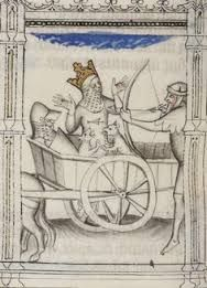 Image result for  Chariots et wagons d'âge moyen