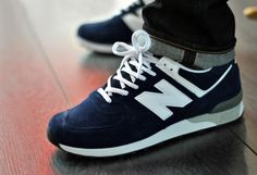 NEW BALANCE M576 SPRING 2012 - MADE IN ENGLAND