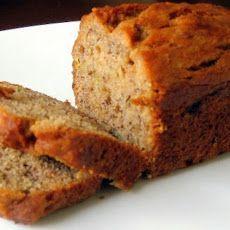 Low Calorie Banana Bread Recipe. 30 Calories a slice!!