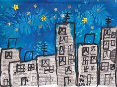 Moje město - panelové domy Art School, Arts And Crafts, Youtube, Painting, Arizona, Education, Happy, Blog, Drawings