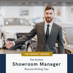 Do you want to apply for a Showroom Manager position to help you get closer to your career goals? Applying for jobs on Seek, LinkedIn, and other job boards can be a time-consuming process, however, to streamline the process, you can ensure your resume writing helps you to stand out from the crowd, and your online profile helps you to get an interview!