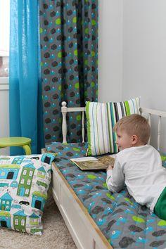 Keppulit konnat lastenhuoneeseen! Konnat-sarja design Vilja-Valpuri Laxenius/Eurokangas