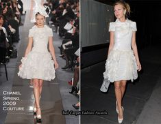 Blake Lively In Chanel Couture – Chanel Hosts An Intimate Dinner In Honor Of Blake Lively