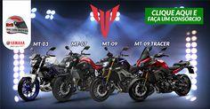 HILTON MOTOS: Linha Yamaha MT - MT-03, MT-07, MT-09 e MT-09 TRAC...