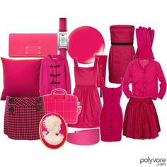 Pink Clothes