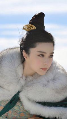 范冰冰 杨贵妃 王朝的女人