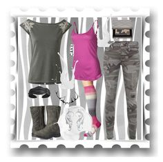 """""""Fade to Gray"""" by cake-philling ❤ liked on Polyvore featuring True Religion, Fox River, Rocket Dog, Smartwool, Bling Jewelry, Burberry, aNYthing and Justine Brooks"""