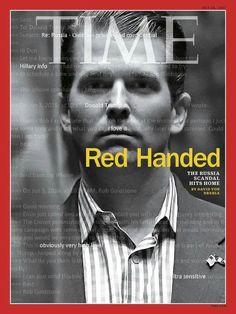 Donald Trump Jr is a traitor