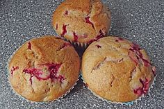 Superleckere Johannisbeer - Muffins