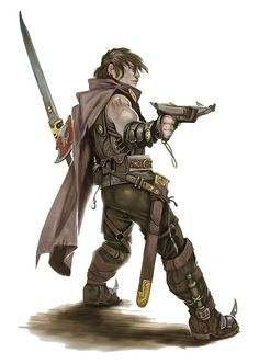halfling fighter rogue male