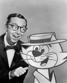 Comedic actor Arnold Stang was the original voice for Hanna-Barbera's Top Cat. The animated TV series aired from November 26, 1961 to April 18, 1962 on ABC.